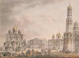 Градоформирующее влияние Кремля