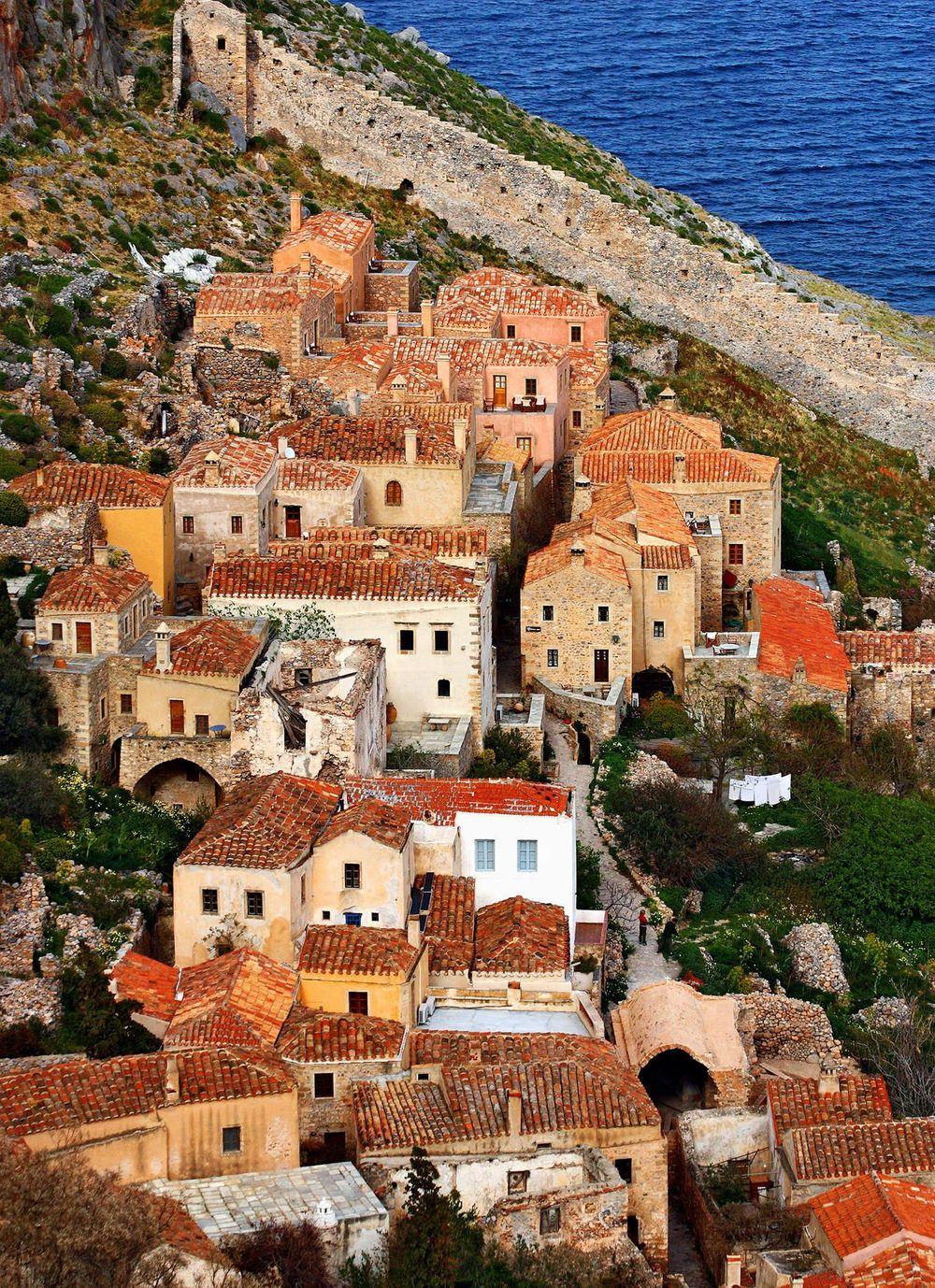 Греческий классический дом