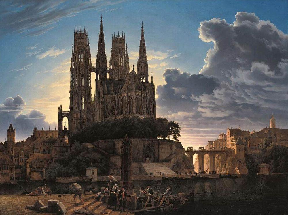 Архитектура романтизма