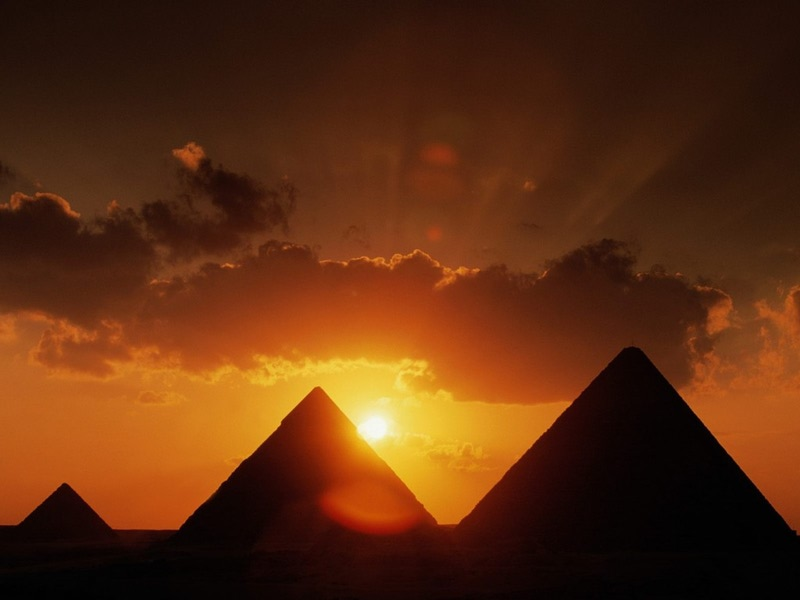 Древняя архитектура Египта