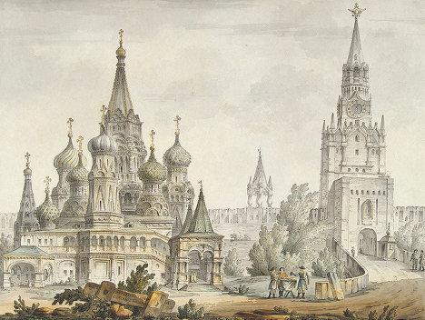 Собор Василия Блаженного (церковь Покрова Богородицы на Рву)