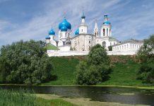 Загородный великокняжеский дворец Андрея Боголюбского