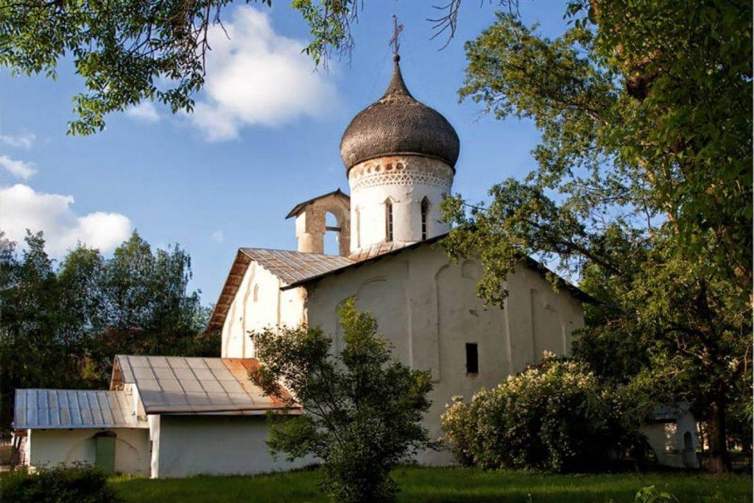 Церковь Николы со Усохи
