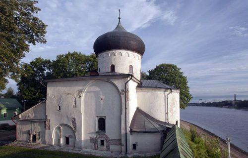 Спасо - Преображенский собор Мирожского монастыря