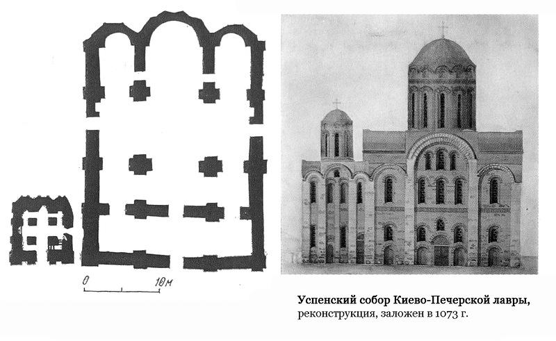 Успенский собор Киево-Печерского монастыря