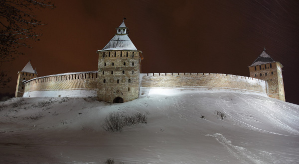 детинец Новгородского Кремля
