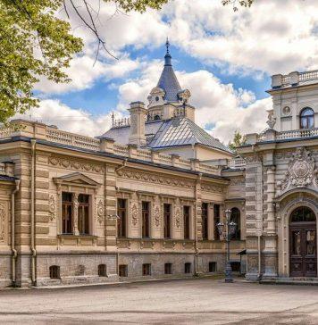 Дворец великого князя Алексея Александровича
