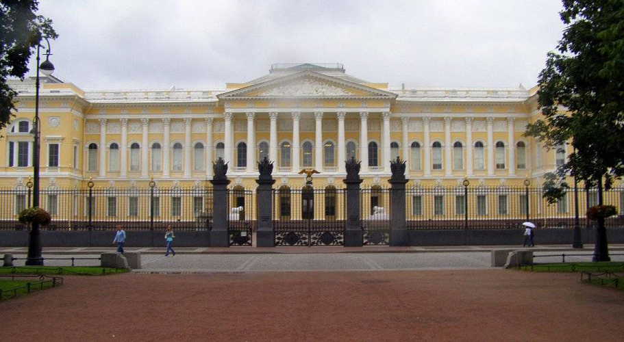 Михайловский дворец