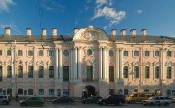 Дом С.Г. Строганова