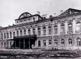 Фонтанный дом