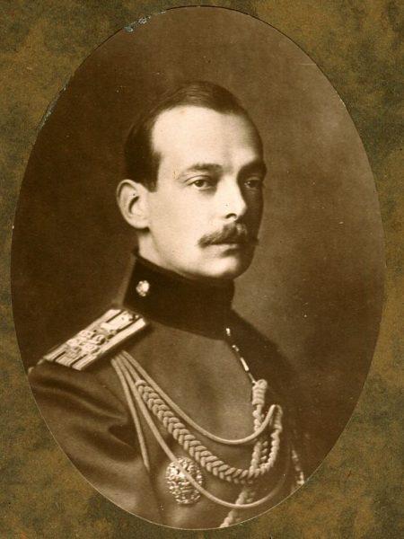 Великий князь Андрей Владимирович