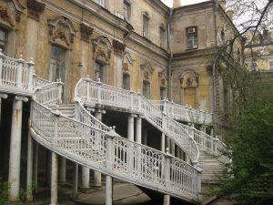 Дворец Демидова на Большой Морской улице