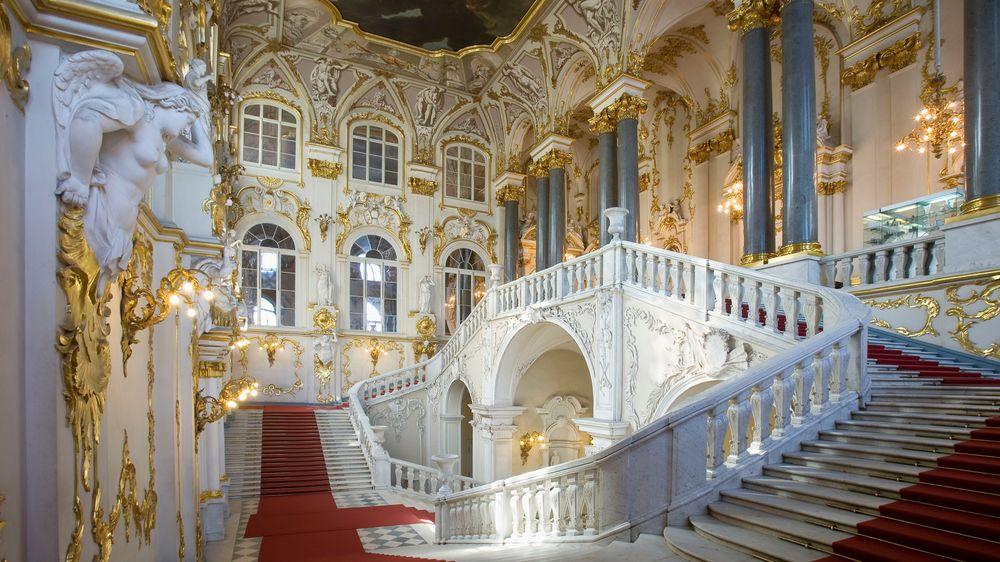 Дворец Юсуповых в Санкт-Петербурге