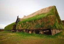 Жилища викингов