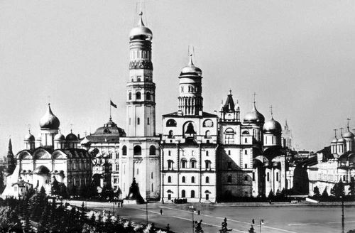 Архитектура Москвы XV века