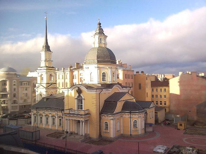 Церковь Симеона и Анны в Петербурге