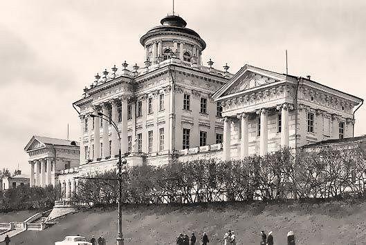 Эклектика в Русской архитектуре