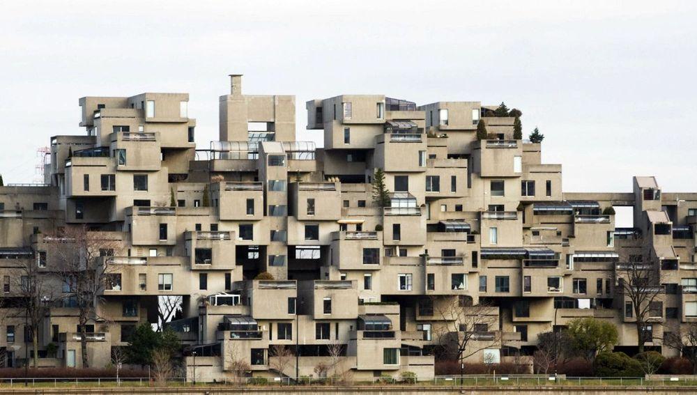 Жилой комплекс «Хэбитет-67»