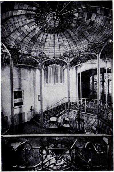 особняк «Блуменверф» в Эккле близ Брюсселя