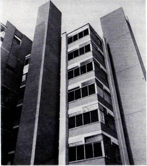 Здание медицинских лабораторий Пенсильванского университета (1957—1961)
