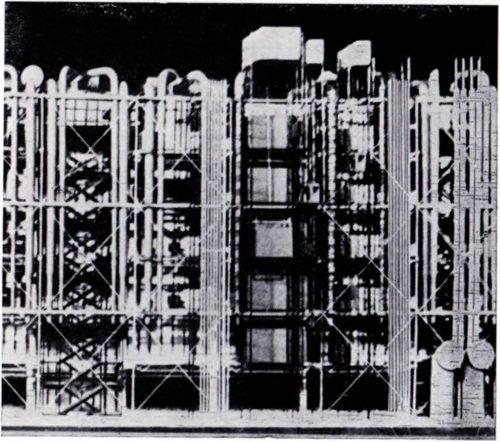 Центр искусств им. Жоржа Помииду в Париже