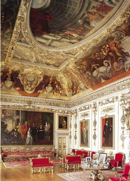 Мебель в стиле испанского Ренессанса