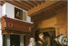 Средневековые голландские дома