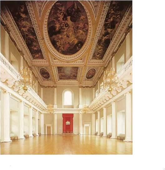 Стиль Высокого итальянского Возрождения в Англии