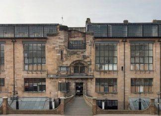 художественное училище в Глазго