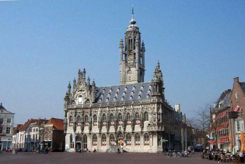 Городская ратуша, Мидделбург
