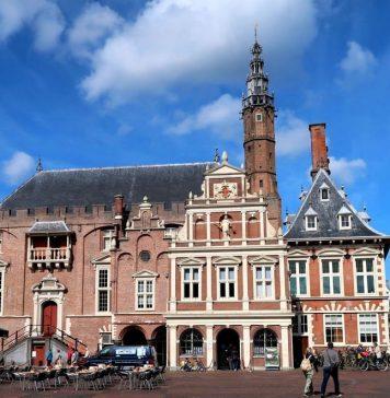 Ратуша (Нидерланды, Haarlem)