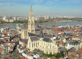 Собор Богоматери в Антверпене