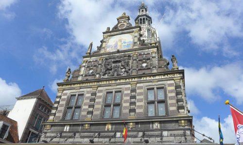 Здание городских весов в Алкмаре