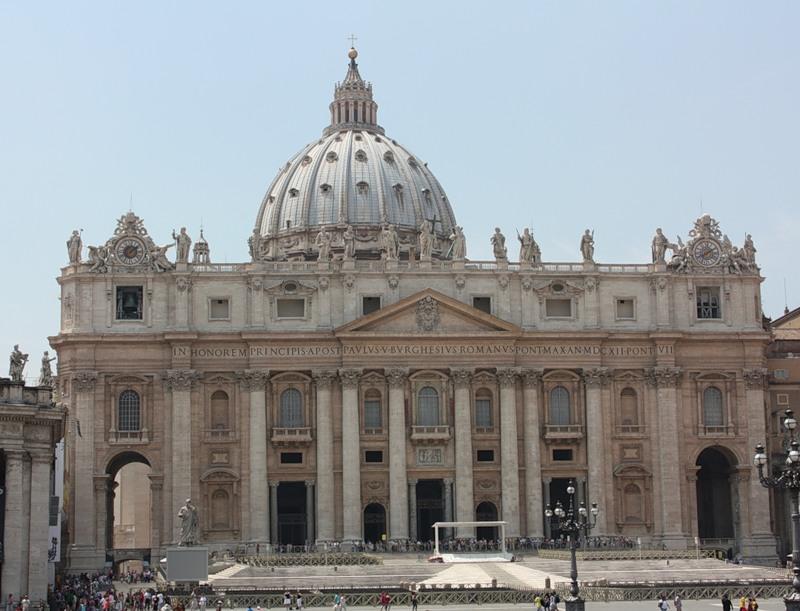 Собор Святого Петра. Донато Браманте