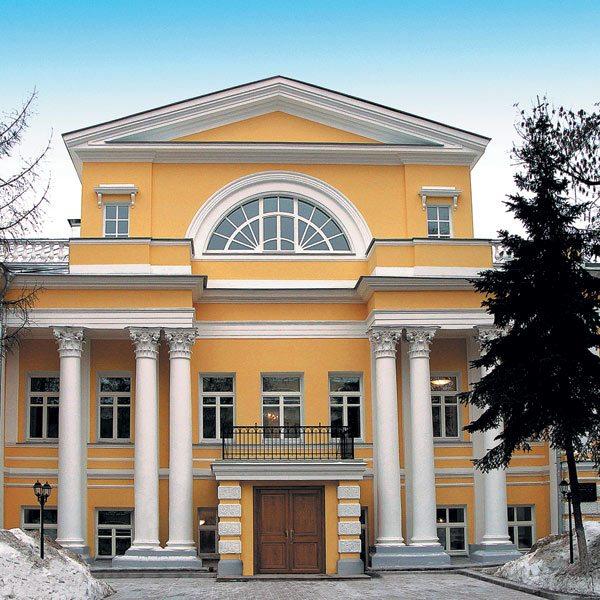 Пречистенский дворец