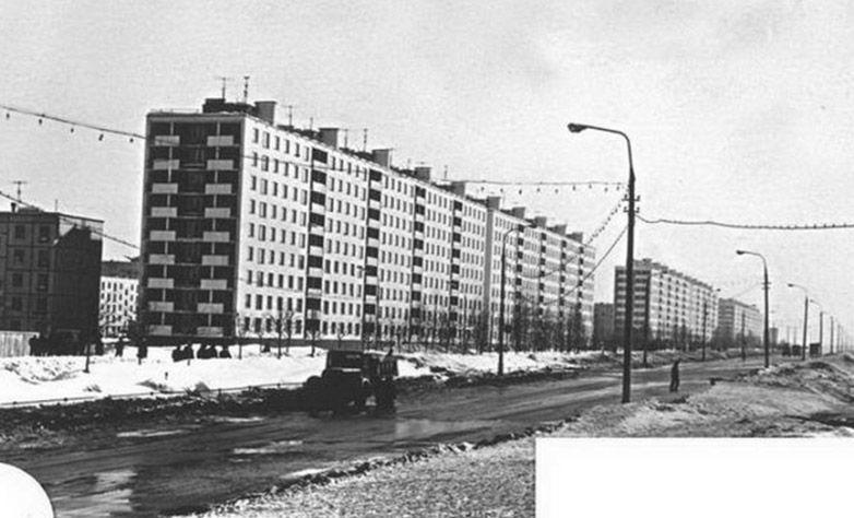 Крупное градостроительное пространство