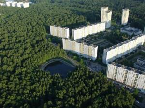 Интеграция крупного градостроительного пространства