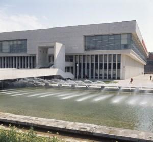 здание Института научной информации