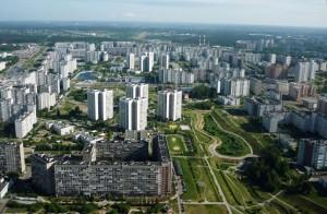 Кульминация градостроительной композиции