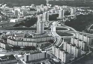 Масштаб архитектурного пространства