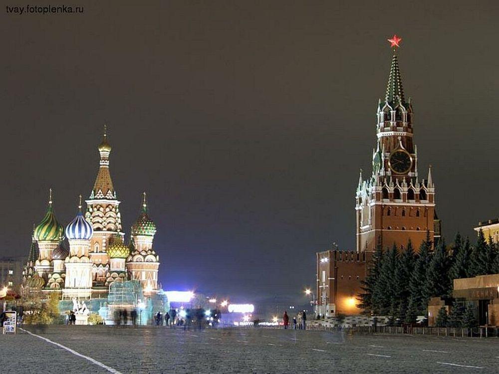 ансамбль Красной площади