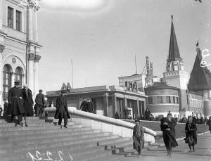 Исторические сооружения Кремля