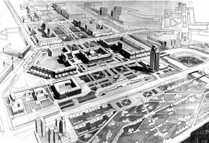 Архитектурно-пространственная композиция