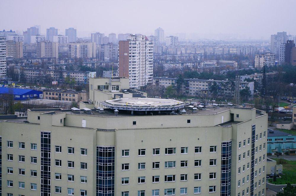 Современный общегородской центр