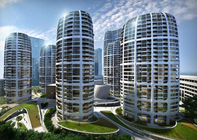 Единство архитектурной формы и конструкции