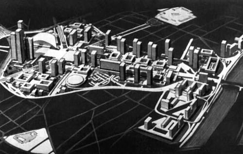 Генеральный план города