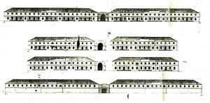 Система архитектурных ансамблей города