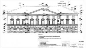 Создание архитектурных деталей в условиях современных композиционных концепций