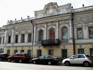 здание Дипломатического корпуса