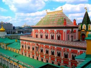 здание Теремного дворца
